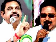 TTV Slams EPS:  8 வழிச்சாலை குறித்த முதல்வர் கருத்துக்கு தினகரன் தாக்கு- வீடியோ
