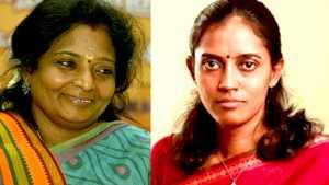 Tamilisai Vs Jothimani: ஜோதிமணி வாழ்த்து சொல்ல.. தமிழிசை நன்றி சொல்லியிருக்கிறார்-வீடியோ