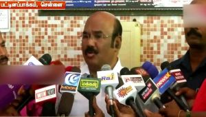 Jayakumar says state government will oppose centre's plea
