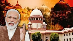 BJP asks workers, spokespersons to restrain from making provocative statements on Ayodhya verdict