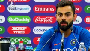 IND vs NZ : Captain Virat Kohli mindset may be the reason for India's loss. He don't care about critics after a loss.