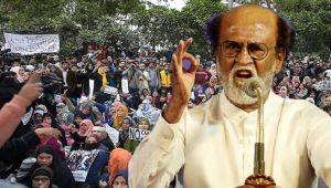 Rajinikanth Tweets that he is ready to play any roll to maintain peace in country