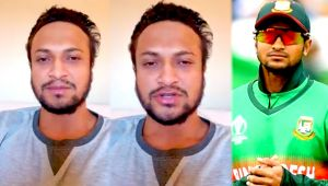 Shakib Al Hasan in self-isolation after reaching US