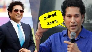 Sachin says he knows some Tamil words