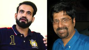 Irfan Pathan recalls Srikkanth's ridiculous comment