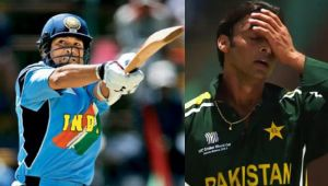 Shoaib Akhtar was sad when Sachin got out for 98 in 2003 WC