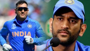 Dhoni says that Mental conditioning coach should with the team