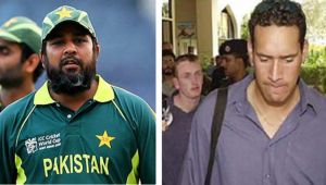 Inzamam ul Haq revealed NZ players crying in karachi at 2002