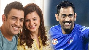 Sakshi Dhoni reacts to #DhoniRetires tweet