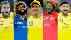 IPL 2020: 5  iconic stars may retire after this season