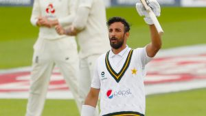 ENG vs PAK 1st Test Day 2 : Shan Masood hit century and breaks multiple records