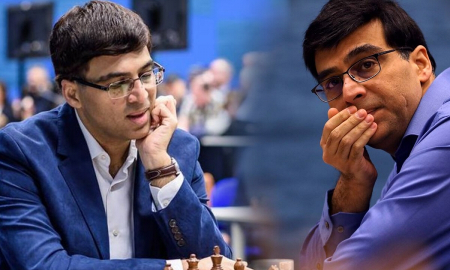Viswanathan Anand Stuck In Germany, says reports