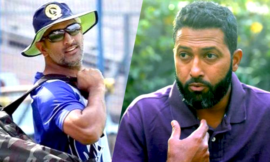 Wasim Jaffer says  Dhoni wanted to earn Rs 30 lakh and live peacefully