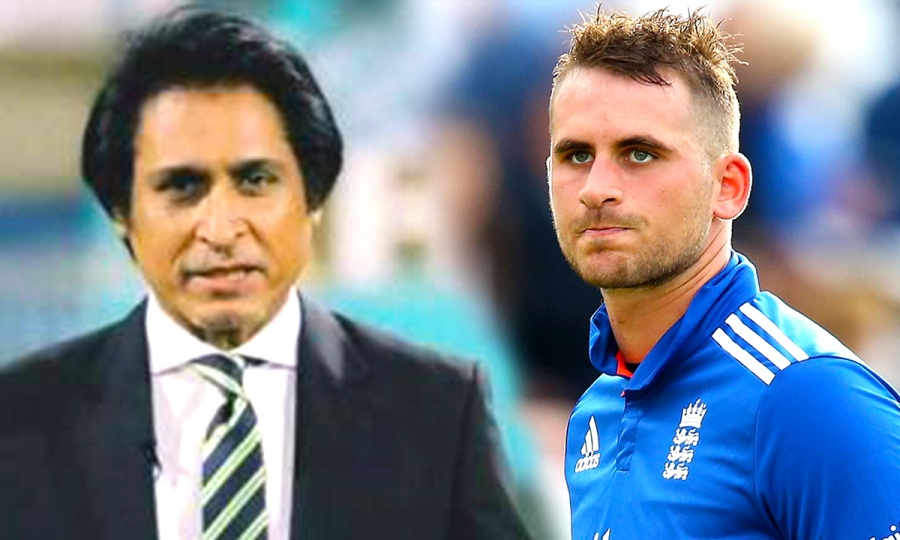 Ramiz Raja reveals that Alex Hales being tested for Corona