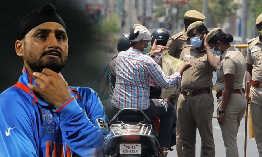 Harbhajan Singh got anger over mob attacking policemen. He calls for change in attitude.