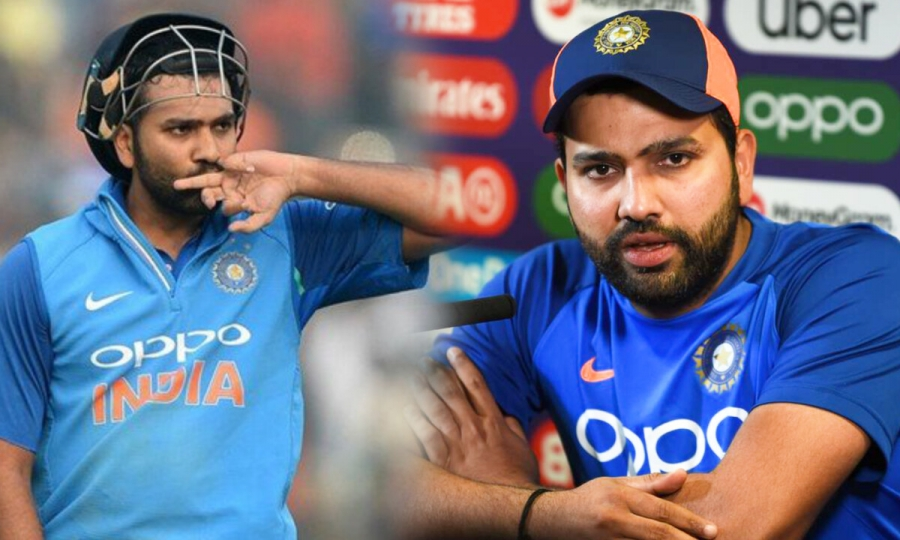 Rohit Sharma's Instagram session with Bumrah ends with hindi controversy