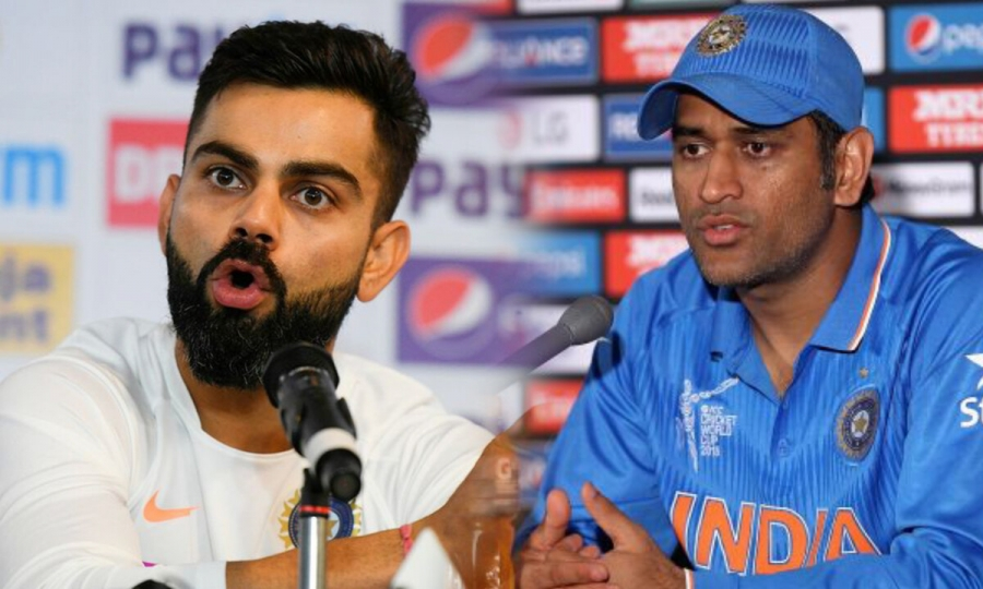 Dilip Vengsarkar says Dhoni Did Not Want Kohli to Play For India in 2008