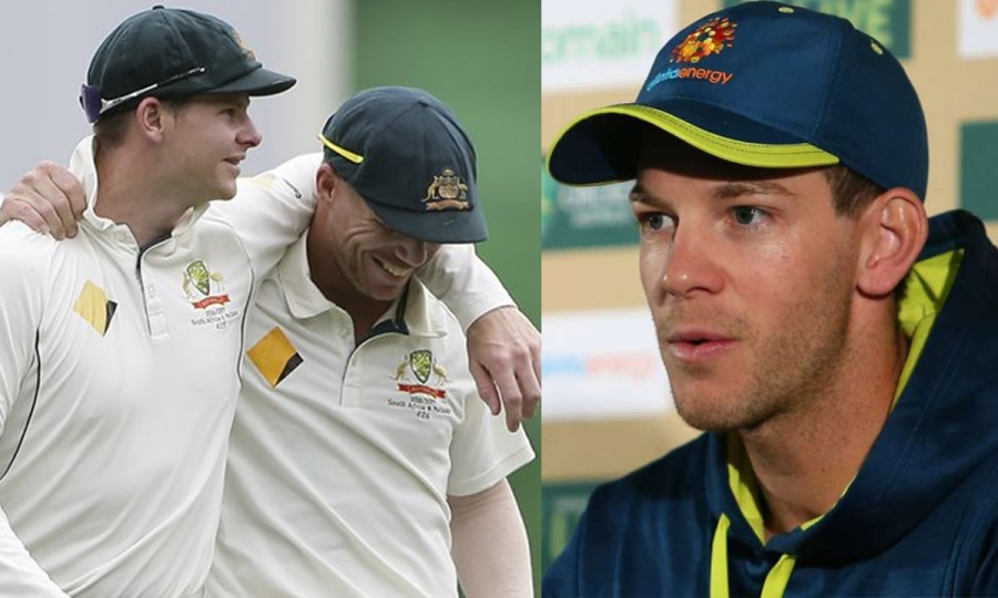 IND VS AUS test series 2020 | Tim Paine hopes Smith and Warner will be the game changers
