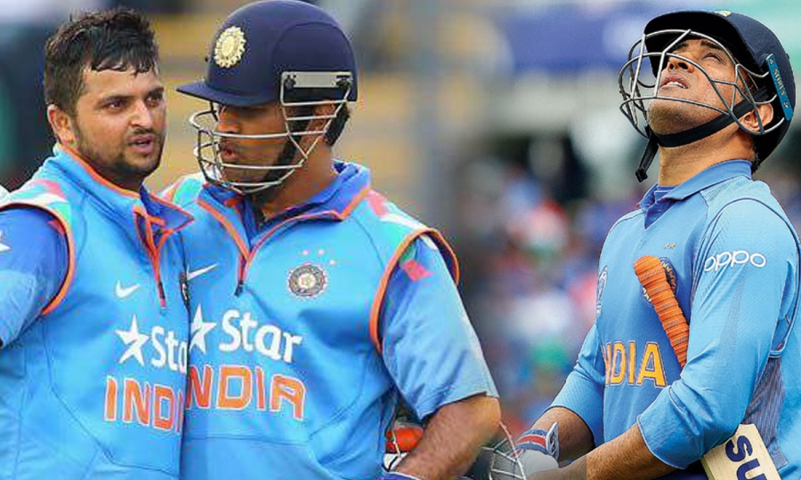 Suresh Raina praises Dhoni on his Special skills
