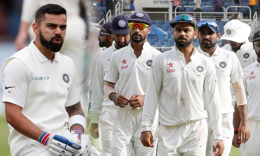 ICC Test rankings India lose top Test spot to Australia for the first time