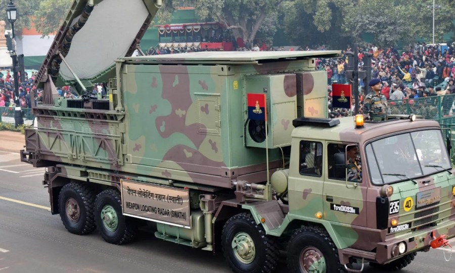 இது 'MADE IN INDIA' Radar