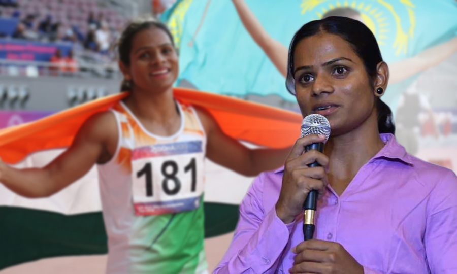 Dutee Chand slams Odisha government on BMW issue