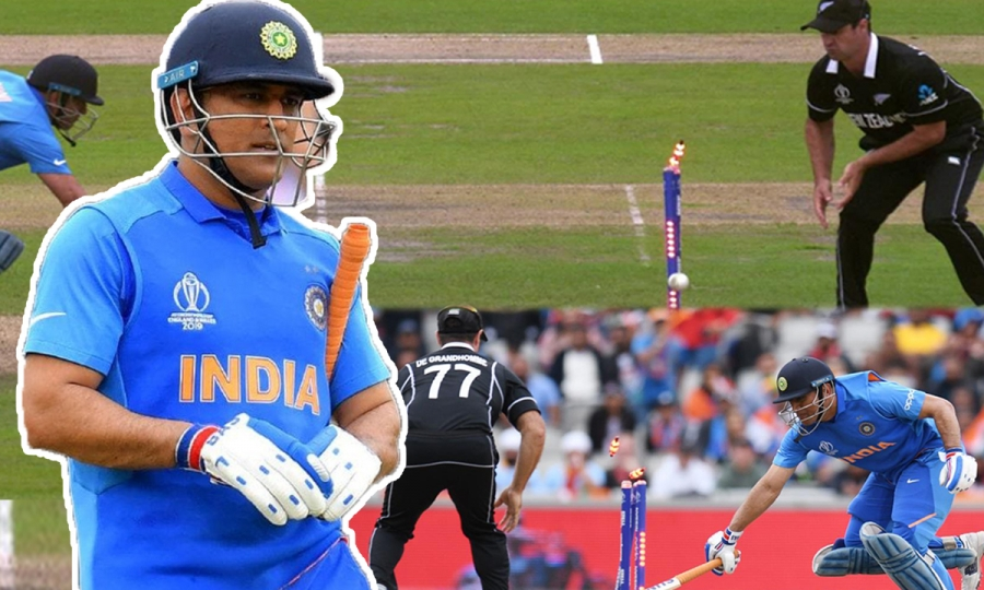 On this day: 2019 WC Semifinal loss After Dhoni's Run-Out