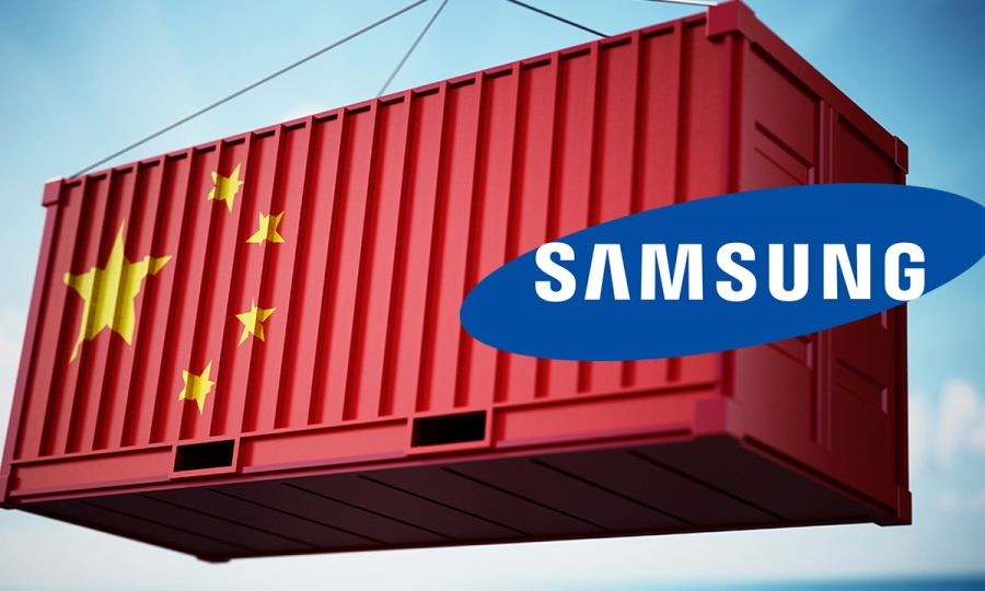 Samsung to stop main production in China