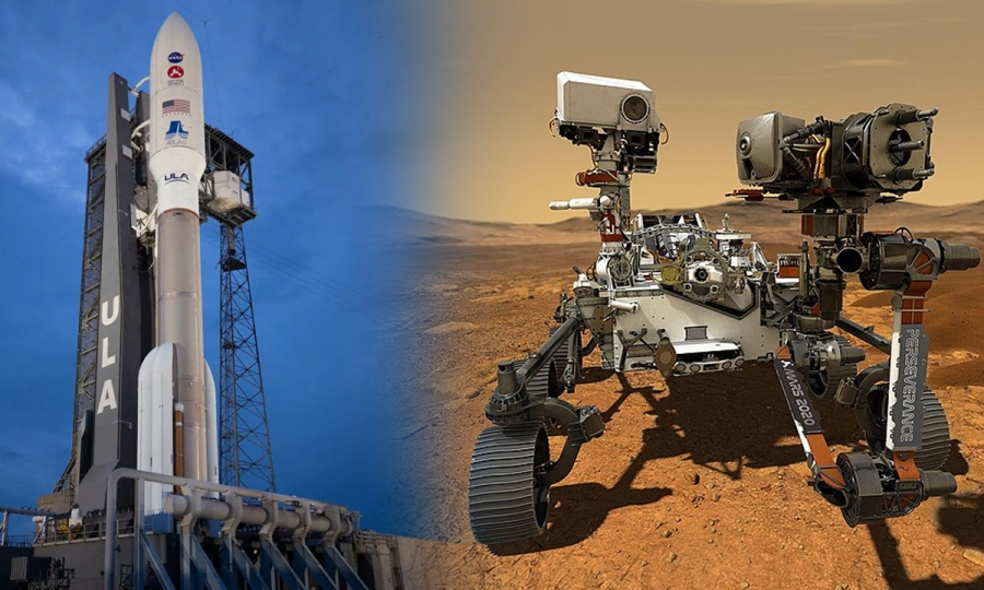 NASA's New Mars Rover: Interesting Facts About Perseverance