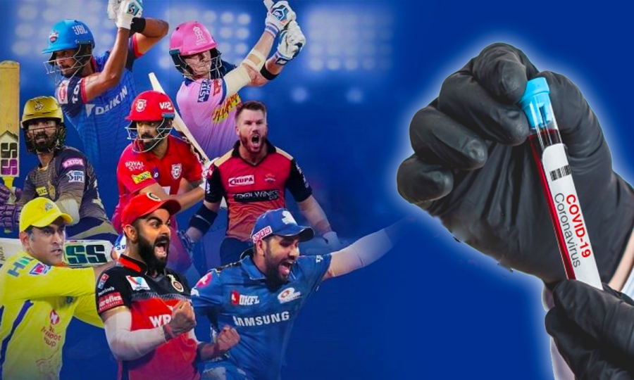 IPL 2020: 3 COVID test within a week