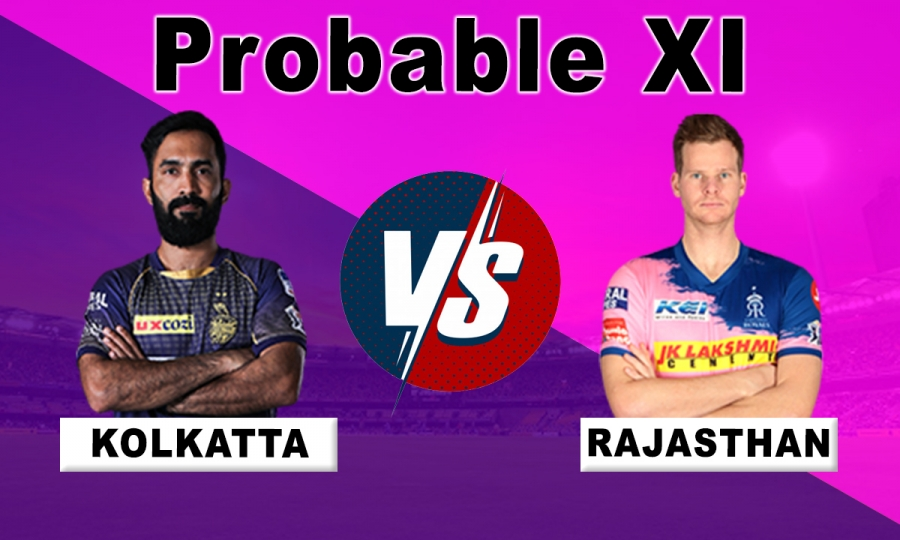 IPL 2020: KKR vs RR Probable Playing  XI, Dream 11 tips | OneIndia Tamil