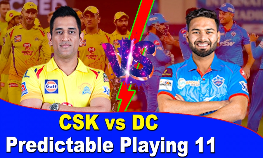 IPL 2021 Match 1 : CSK vs DC Predictable Playing 11 | OneIndiaTamil