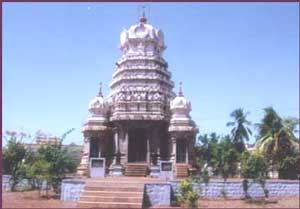 Temple Of Tamil