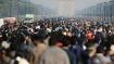 மக்கள் தொகையில் சீனாவை பின்னுக்கு தள்ளுகிறது இந்தியா... ஐ.நா தகவல்