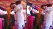ஓம் டிரம்ப்பாய நமஹ.. ஓம் டொனால்டாய நமஹ.. டெய்லி பாலாபிஷேகம் செய்யும் தெலங்கானா கிருஷ்ணன்