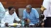 பரபரப்பான அரசியல் களத்தில் ஆச்சர்யம்.. பாஜக உறுப்பினர்களுடன் காலை உணவருந்திய கர்நாடக துணை முதல்வர்