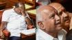 கண்ணீருடன் விடைபெற்றார் குமாரசாமி.. நாளை மறுநாள் முதல்வராக பதவியேற்கும் எடியூரப்பா