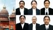 கூடுதல் நீதிபதிகள் 6 பேர்..  சென்னை உயர்நீதிமன்ற நிரந்த நீதிபதிகளாக நியமனம்