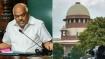 கர்நாடகா இடைத்தேர்தல்:  தகுதி நீக்க எம்.எல்.ஏக்கள் வழக்கில் சபாநாயகருக்கு உச்சநீதிமன்றம் நோட்டீஸ்