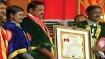 முதல்வர் எடப்பாடி பழனிசாமிக்கு கவுரவ டாக்டர் பட்டம்- எம்.ஜி.ஆர். நிகர்நிலை பல்கலை. வழங்கியது!