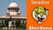 மகாராஷ்டிராவில் ஜனாதிபதி ஆட்சி அமல்படுத்தினால் சுப்ரீம் கோர்ட்டில் வழக்கு தொடர சிவசேனா முடிவு