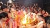 தீபத் திருவிழா... அரசியல் வி.ஐ.பி.க்களுக்கு ராஜமரியாதை தந்த அறநிலையத்துறை