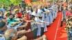 620 கிமீக்கு நீண்ட மனித சங்கிலி.. 70 லட்சம் பேர் பங்கேற்பு.. சிஏஏவிற்கு எதிராக மாஸ் காட்டிய கேரளா!