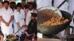 சென்னையில் இளைஞர் காங்கிரஸ் நடத்திய பக்கோடா சுடும் போராட்டம்...!