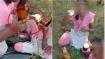 காட்டு பகுதியில் 3 மாணவிகள்.. ஸ்கூல் பிள்ளைங்க.. கையில் பீர் பாட்டில்.. சியர்ஸ் வேறு.. ஷாக் வீடியோ!