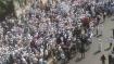 மக்கள் கடலாக மாறிய சென்னை சேப்பாக்கம்... கட்டுப்பாடு காத்த தலைவர்கள்