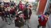 மலர்ந்த பூக்களாக புன்னகையுடன் சென்ற குழந்தைகள்! காஷ்மீரில் 6 மாதத்திற்கு பின் பள்ளிகள் திறப்பு