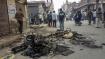 குஜராத்தில் 3-வது நாளாக இரு சமூகங்களிடையே மோதல் நீடிப்பு- வாகனங்கள் தீக்கிரை- 80 பேர் கைது