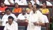 சபாஷ் சரியான போட்டி... சட்டமன்றத்தில் திமுக-அதிமுக காரசார வாதம்