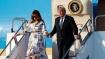Donald Trump's India visit:  அமெரிக்கா அதிபர் டிரம்ப்- இன்று இந்தியா வருகை- உற்சாக விழாக்கோலம்